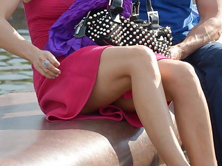 WINDY UPSKIRT & PANTY PEEK Compilation